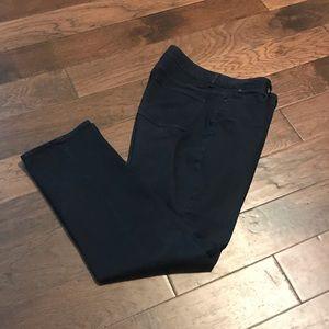 Talbots Curvy Straight Jeans Sz14